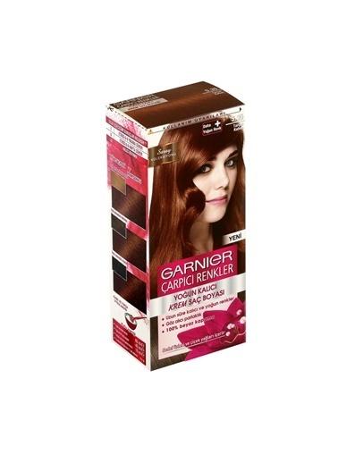 Garnier Garnier Çarpıcı Renkler Saç Boyası 5.35 Tarçın Kahve Renkli